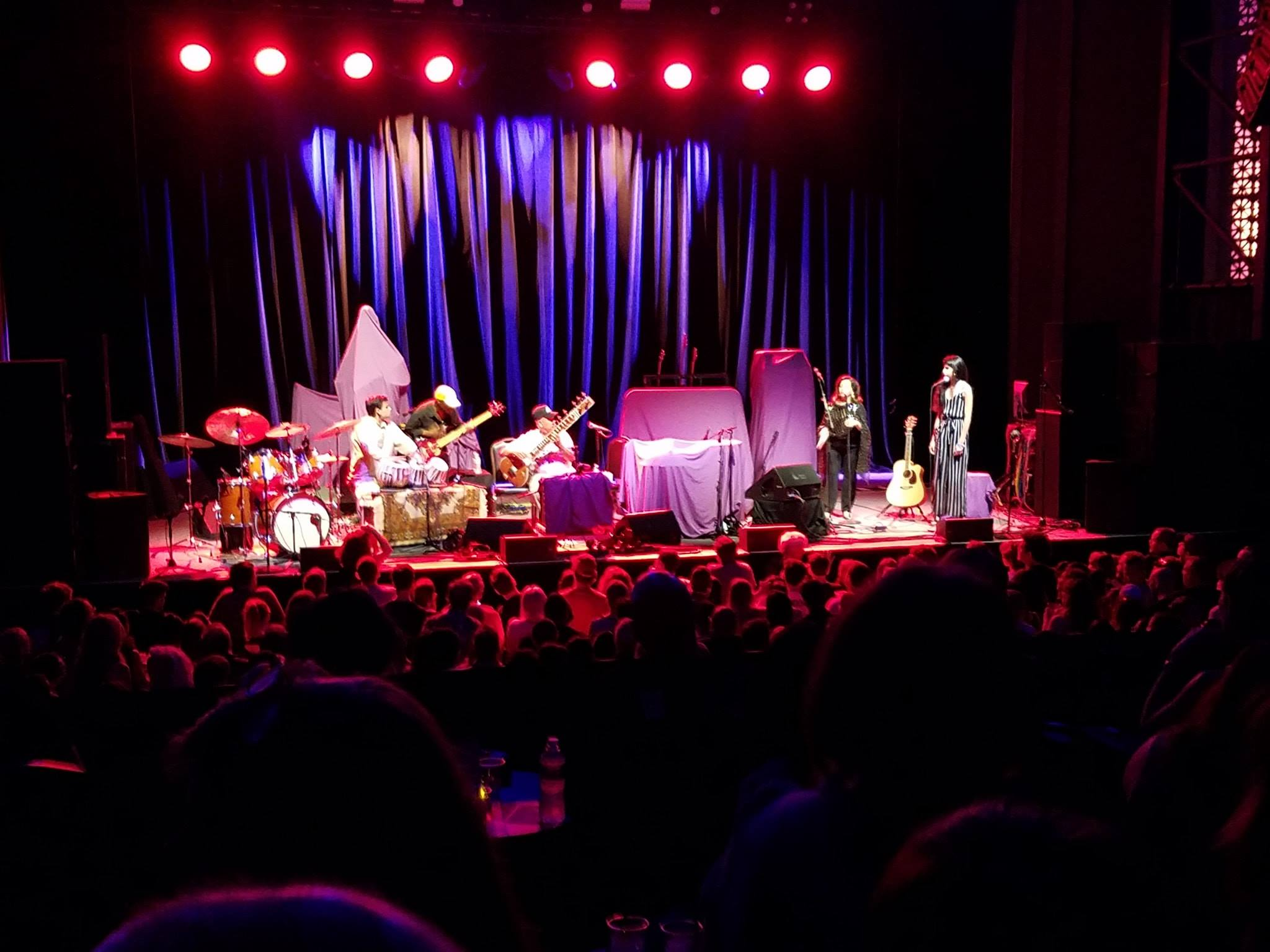 Sitar Power Band at UC Theater