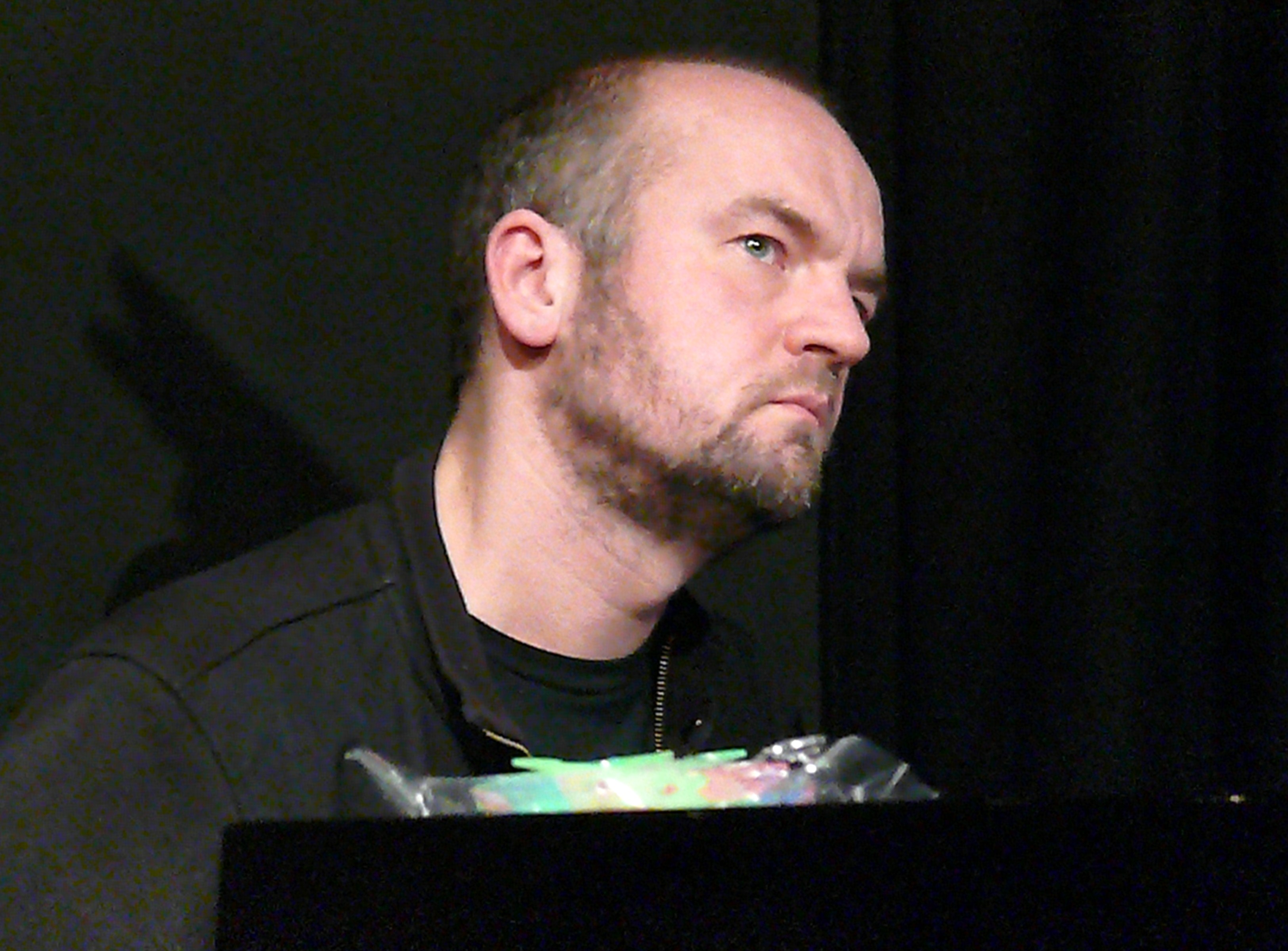 Liam Noble at the Vortex, London on 18 January 2011