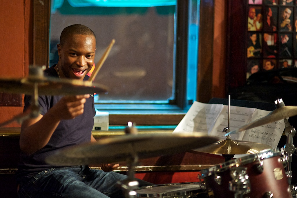 Mark McLean with the Kelly Jefferson Quartet - The Rex - Toronto