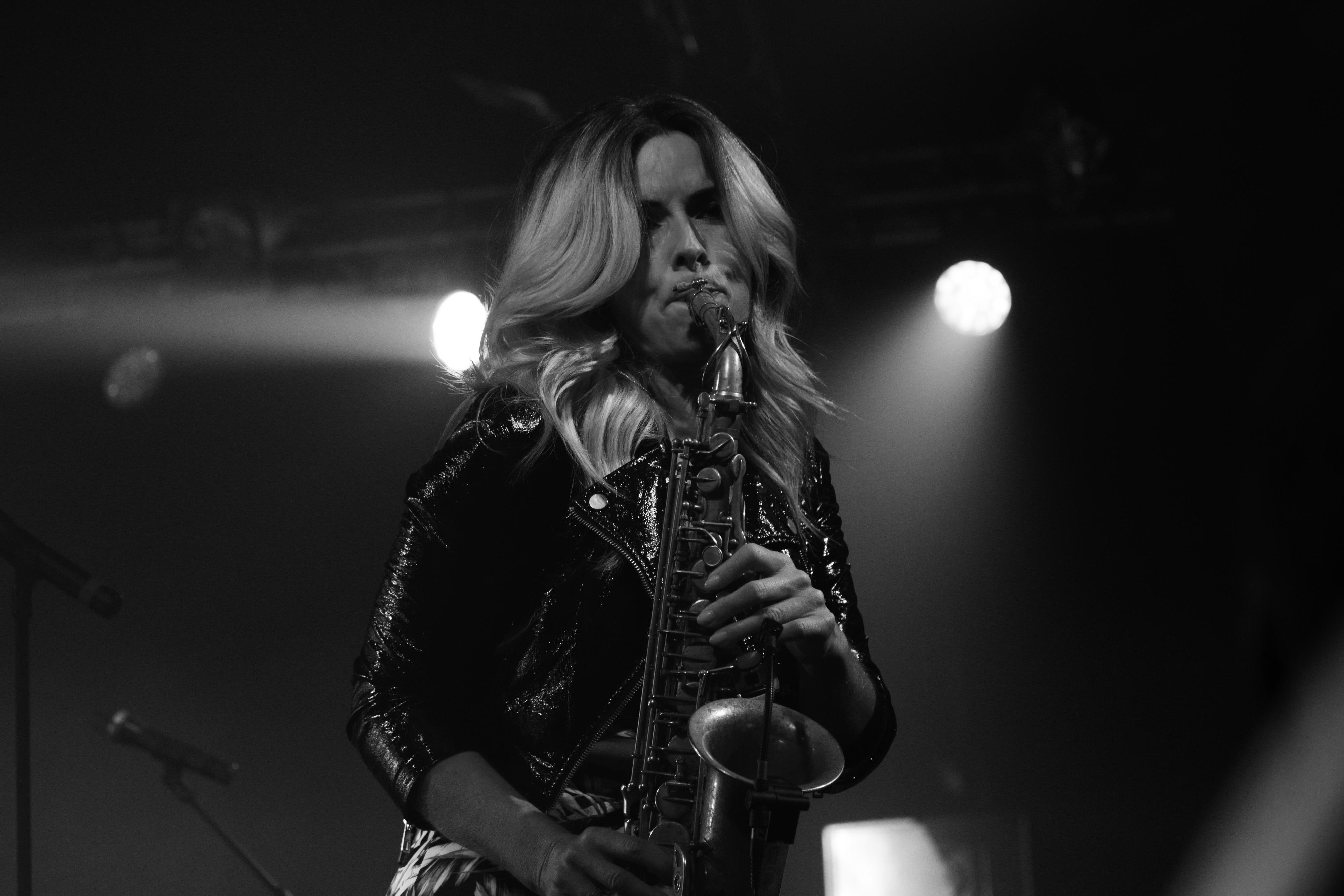 Candy Dulfer at Jazzablanca 2015