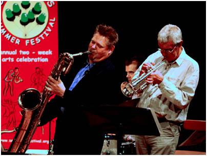 Derek Nashh Dick Pearce 32227 Images of Jazz
