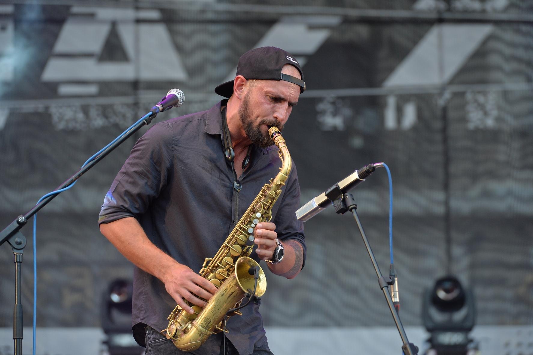 Alex Munte at JazzTM Festival