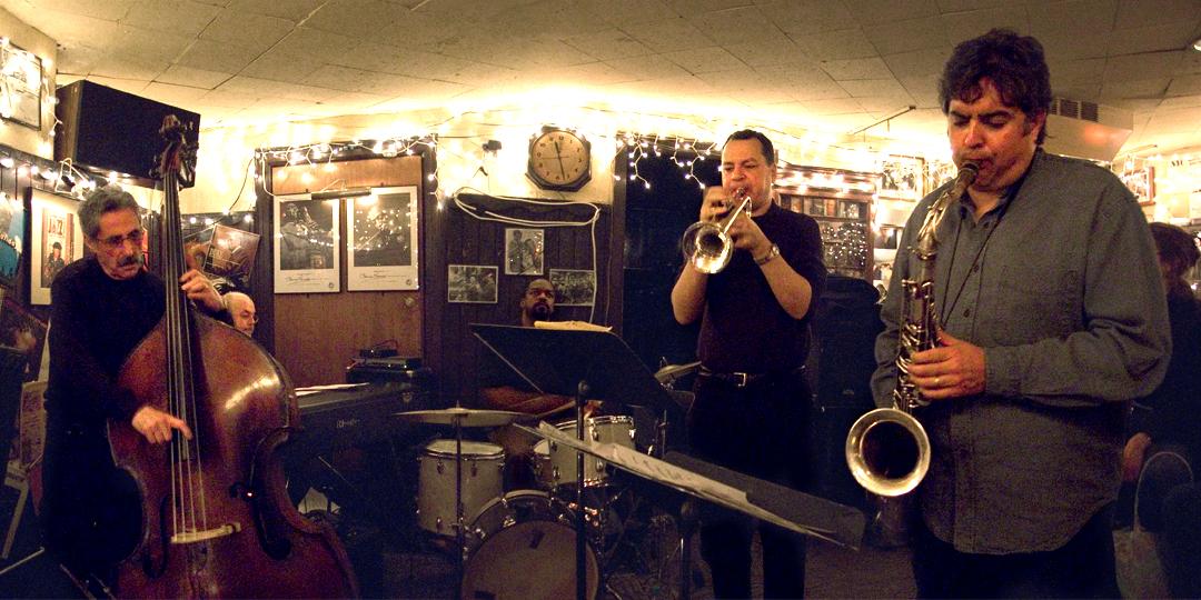 Mario Pavone's Orange Band w/ Tony Malaby, Ron Horton, David Berkman &Amp; Gerald Cleaver- 55 Bar 2006