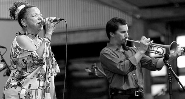 Lillian Boutt & Ben Cummings / Vitoria Jazz 2009