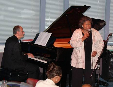 Roberto Magris and Deborah Brown
