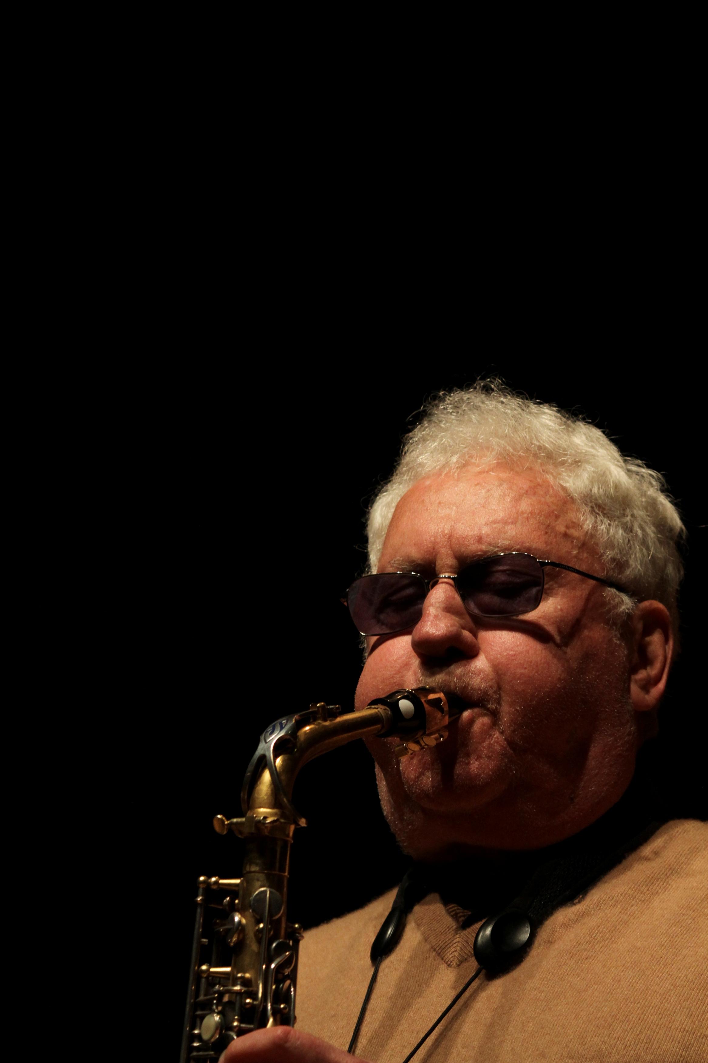 Lee Konitz, on Valby Summer Jazz 2012, Copenhagen