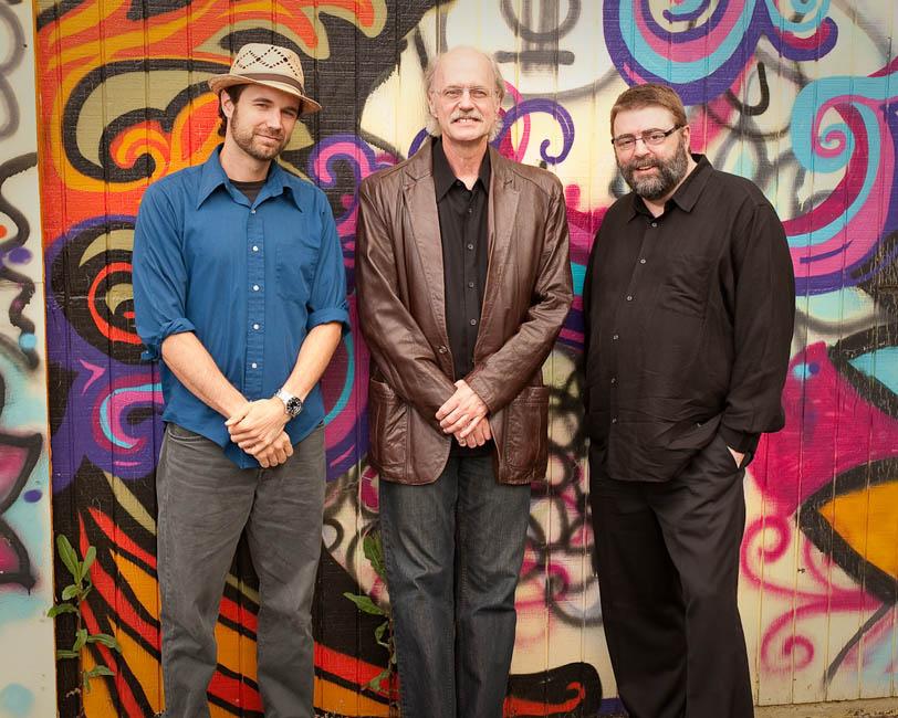 l-r Eric Eagle, Jeff Johnson, Dave Peck