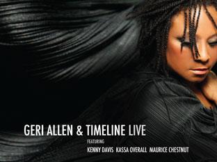 Geri Allen Timeline Live Cover