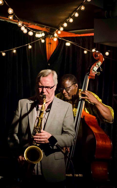Untitled Jazz Photo
