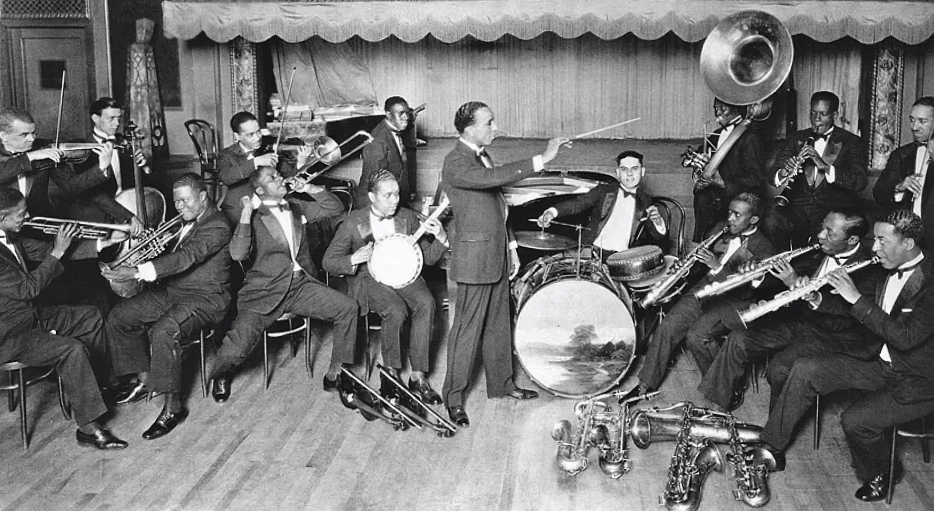 Erskine Tate Vendome Orchestra May 1926