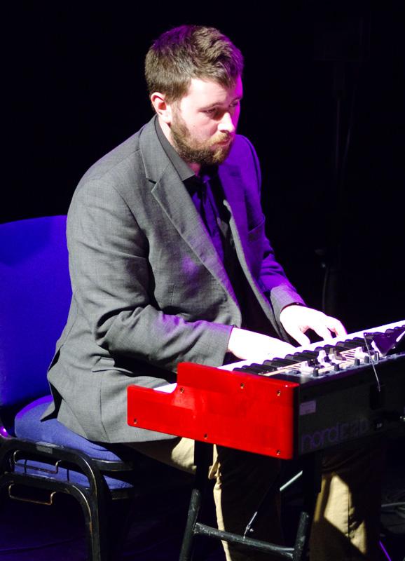 Nigel Price Organ Trio  Liam Dunachie