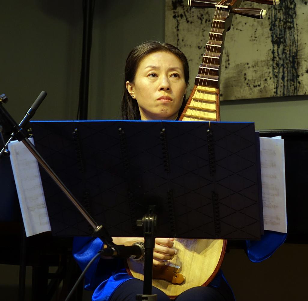 Sun Li at Edgefest 20