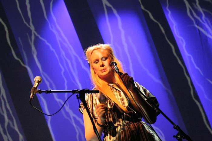 Susanna Wallumrod, Punkt 2009