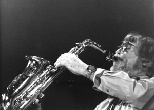 1990 Chicago Jazz Festival: Bud Shank in a Set with Shorty Rogers and Some Fellow West-Coasters