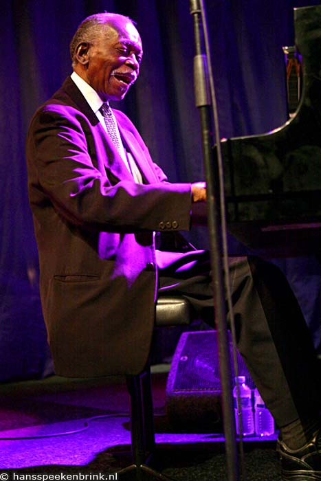 Hank Jones at North Sea Jazz