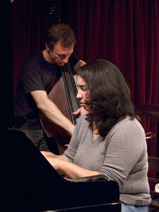 Kevin Tkacz and Angelica Sanchez - Cornelia Street 2007