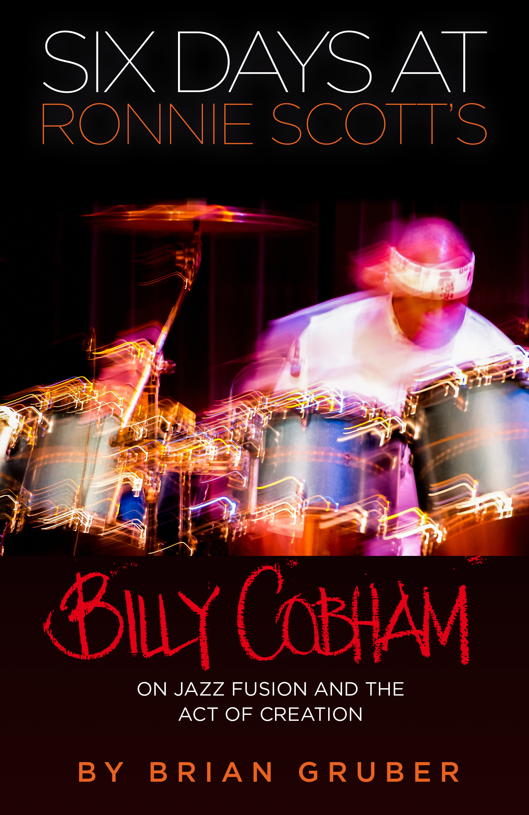 Billy Cobham book cover