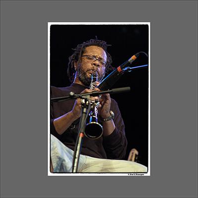 Don Byron, Blue Note Fest, Ghent, Belgium, July 2005