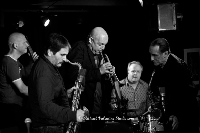 Steve Grossman & Damon Brown Quintet Featuring Peter King