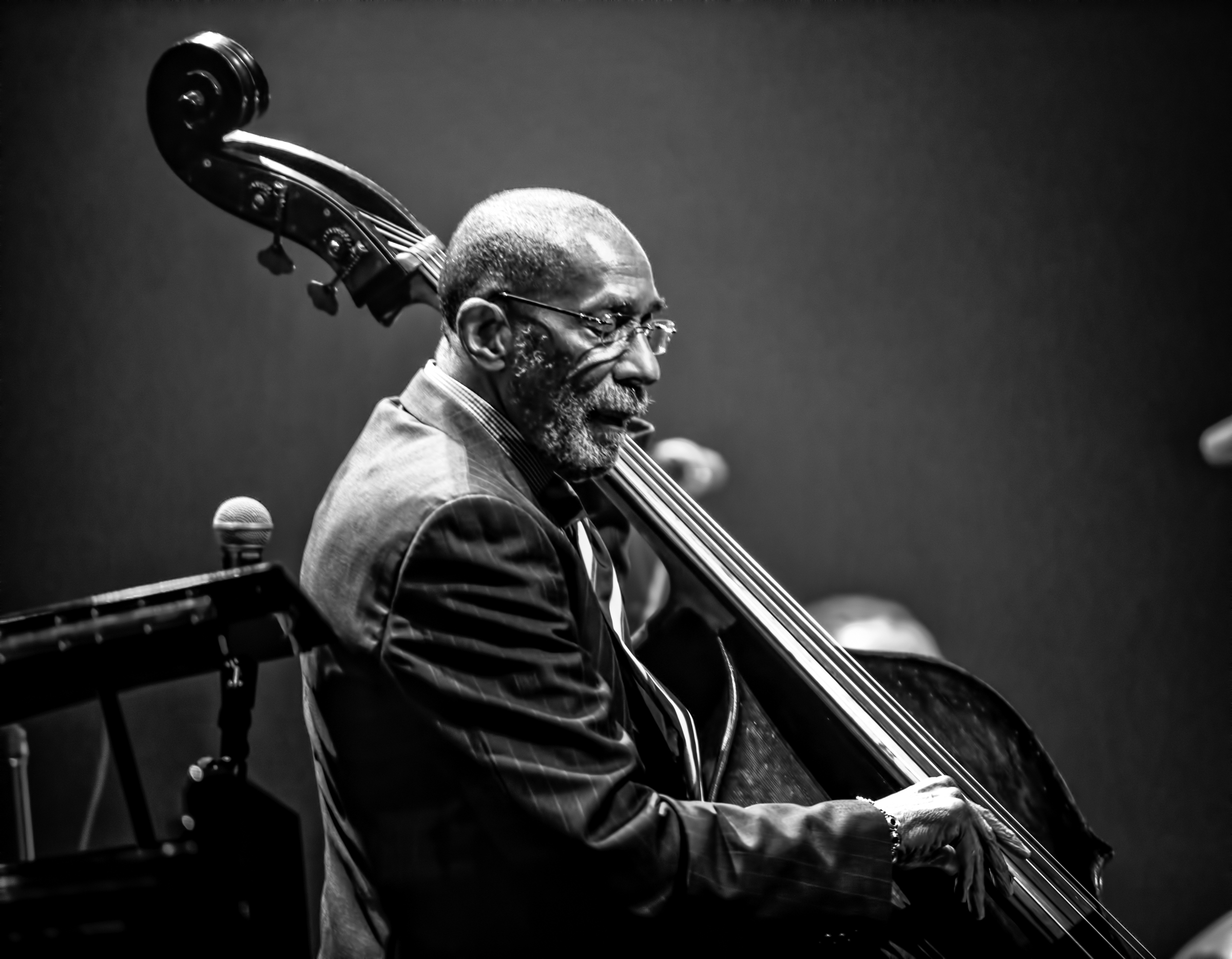 Ron Carter at the Montreal Jazz Festival 2015