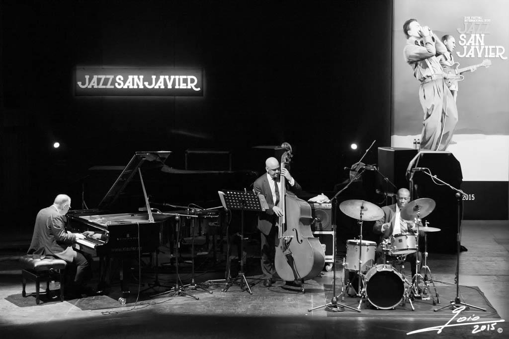 Bill Charlap Trio-2015
