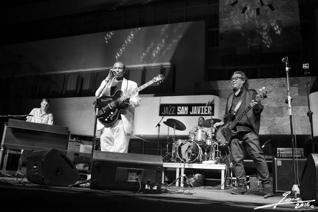 King Solomon Hicks Band-2016