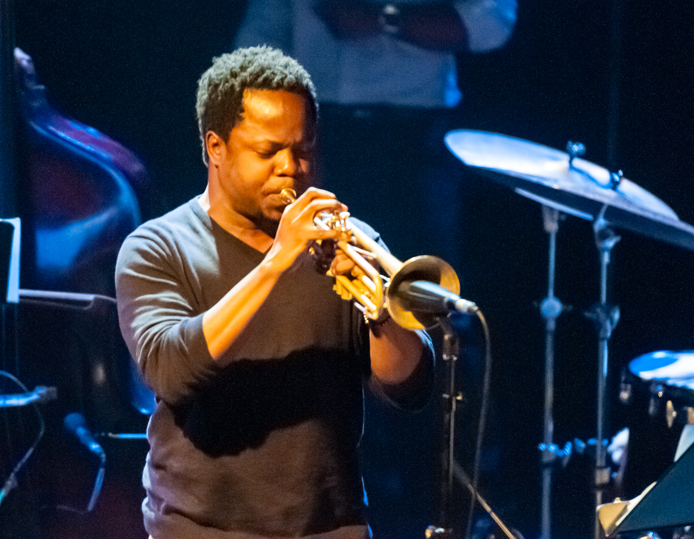 Ambrose Akinmusire with Quintet at the Montreal International Jazz Festival