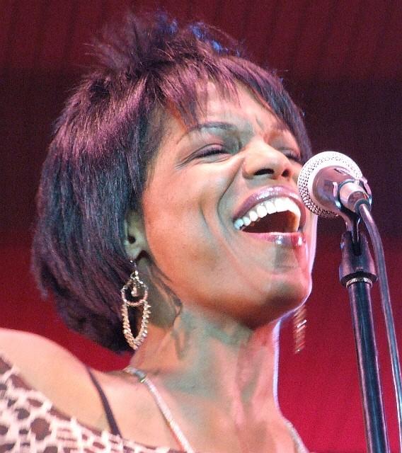 2006 Chicago Jazz Festival, Friday: Nnenna Freelon
