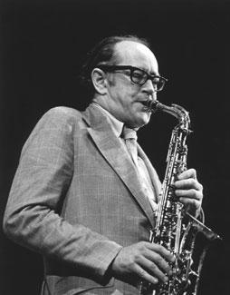 Paul Desmond at the Monterey Jazz Festival 1975