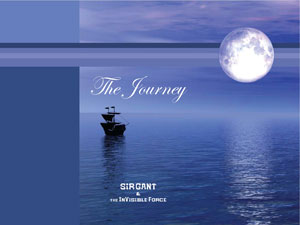 "Acclaimed Producer/Composer Sir Gant Releases  Debut Solo Project ""The Journey"""