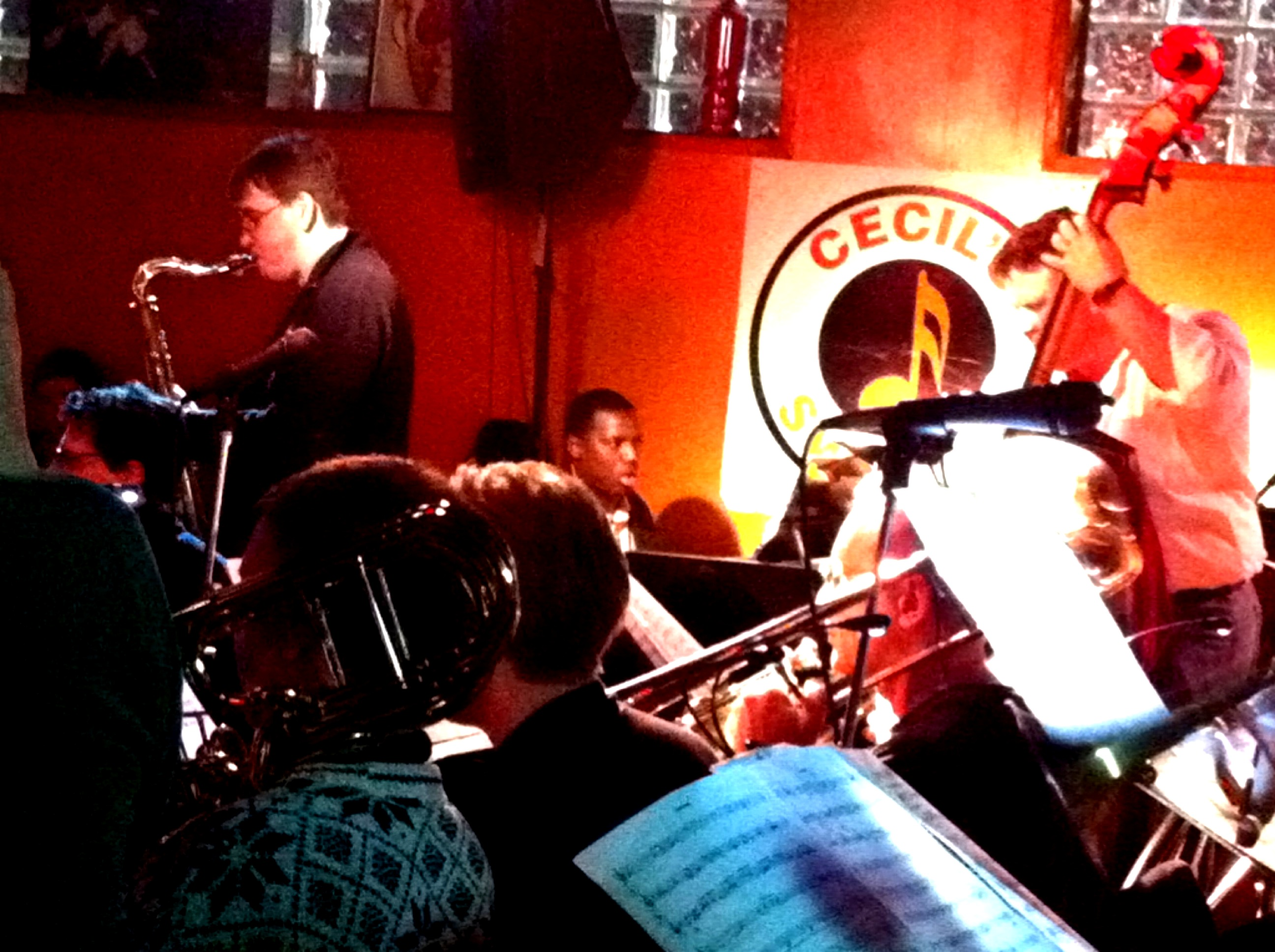 Cecil's Big Band with Mike Lee