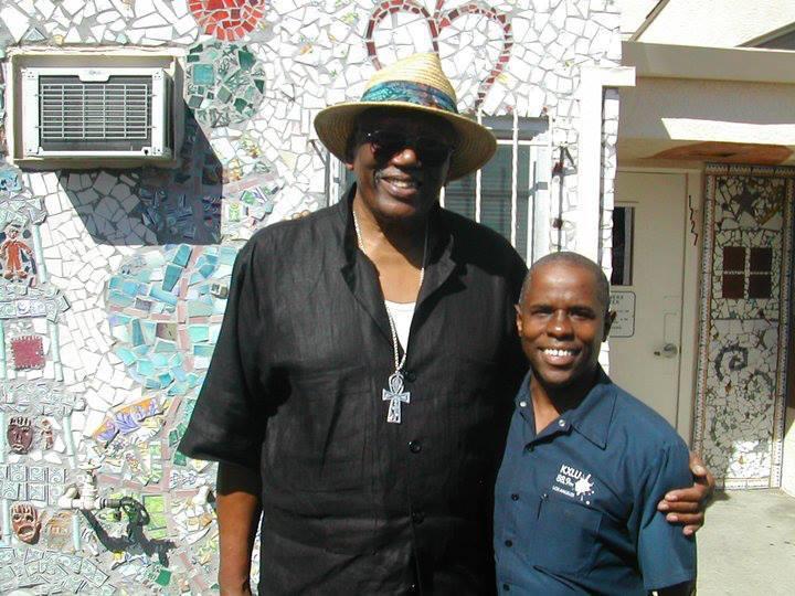 Eddie B. and Randy Weston