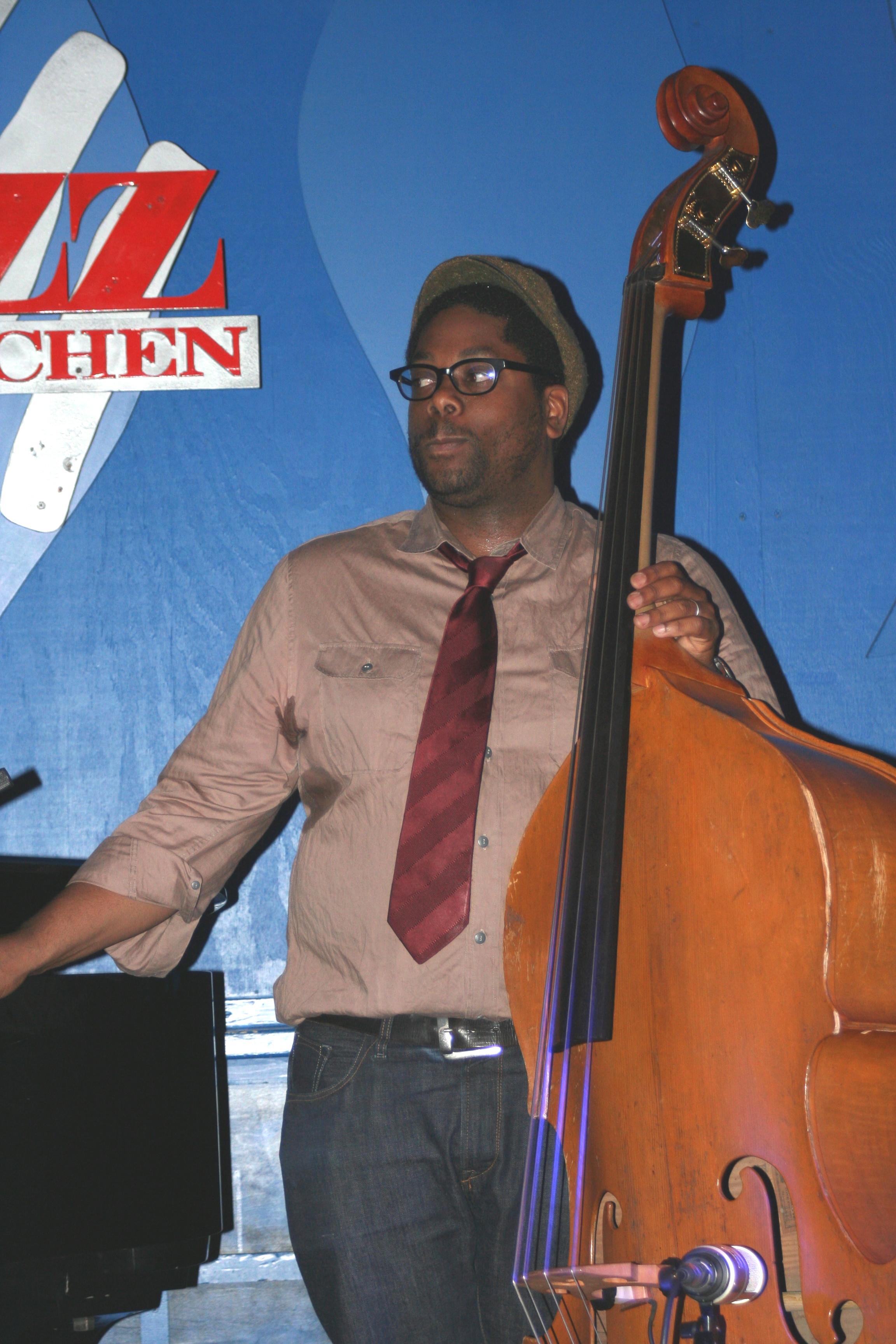 Vicente Archer (Nicolas Payton Trio) @ Jazz Kitchen