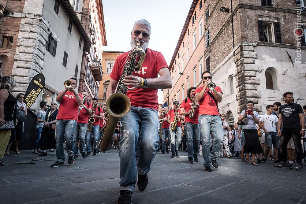 Funk Off, Umbria Jazz 2017