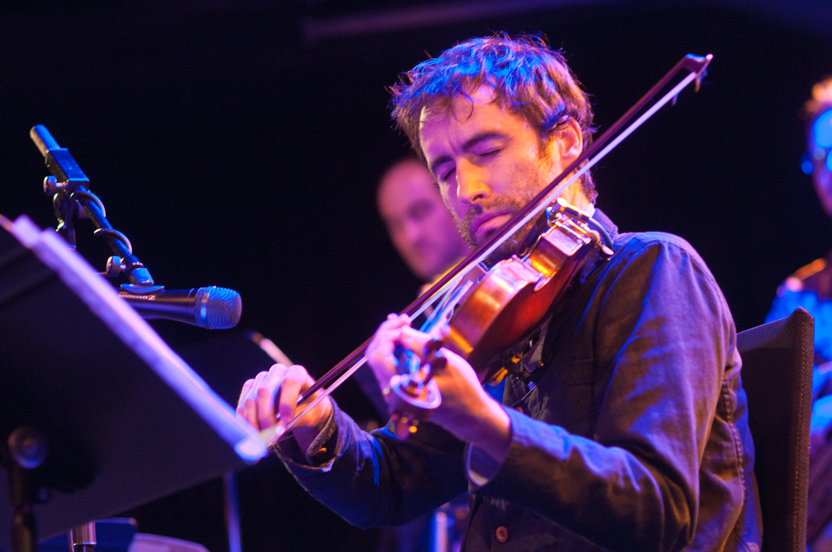 Andrew Bird with Todd Sickafoose Tiny Resistors