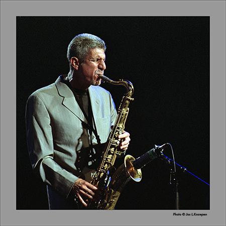 Bob Berg, Jazz in Marciac, France, August 2002