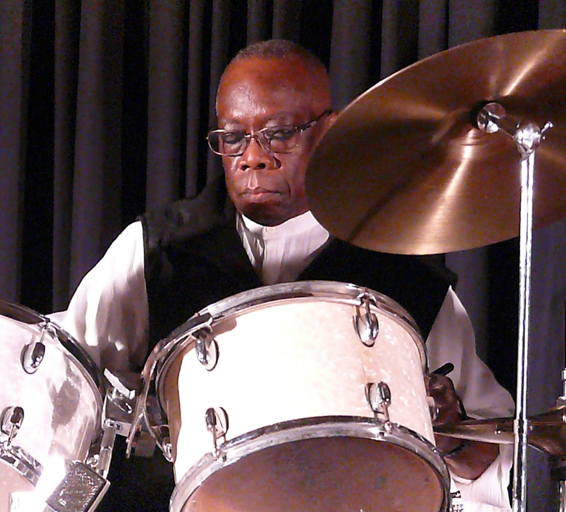 Andrew Cyrille with Trio 3