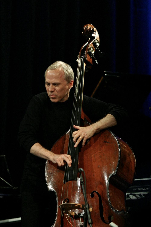 Marc Johnson (Bass) on Vega, Copenhagen, Denmark