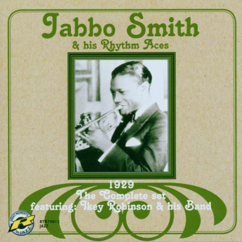 CD Cover of Jabbo Smith on Retrieval Records