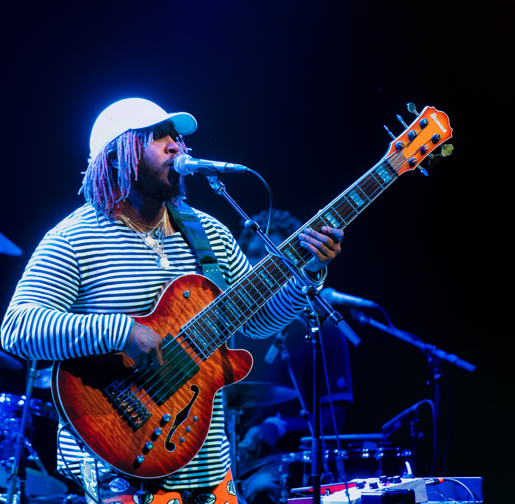 Steven Bruner AKA Thundercat at The Montreal International Jazz Festival 2018