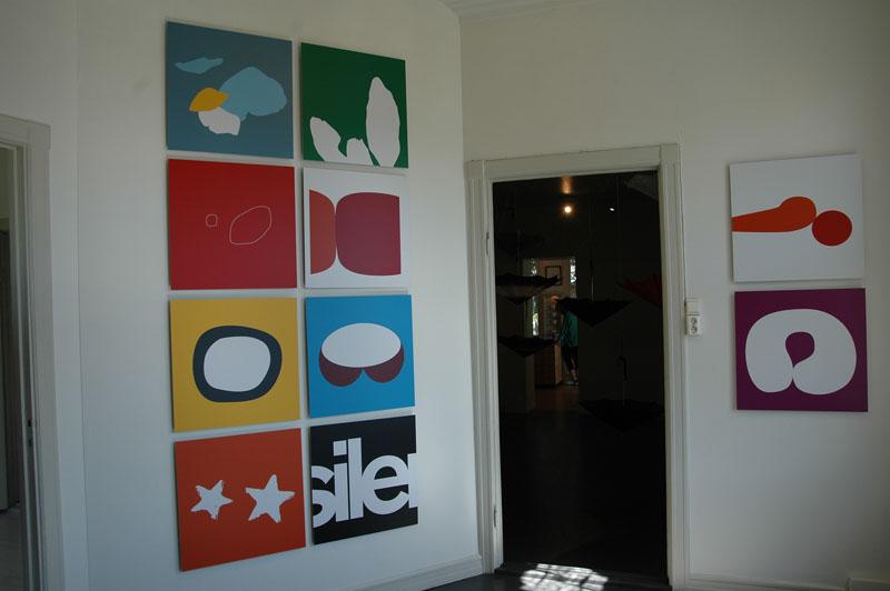 Rune Grammofon Art Exhibit, Label in Residence, Molde Jazz 2010