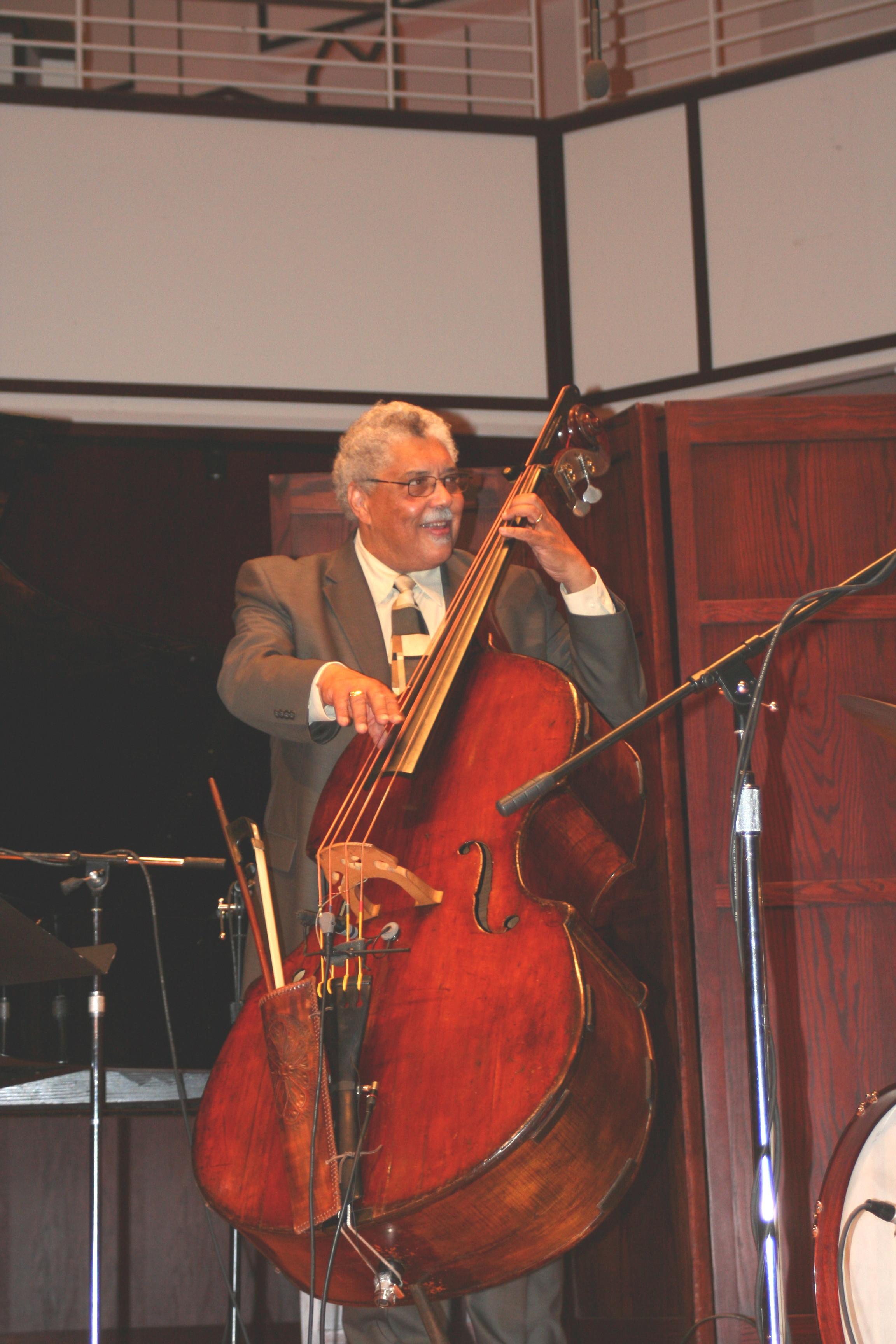 Rufus Reid Trio @ U. Of Indianapolis 2010
