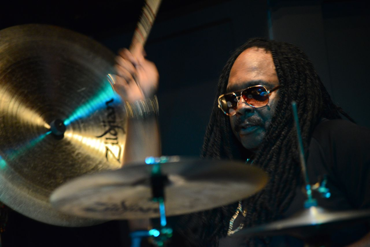 Alphonse mouzon @rg club