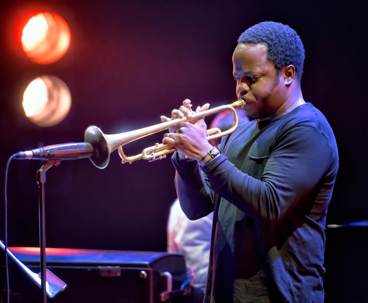 Ambrose Akinmusire with Quartet at The Montreal International Jazz Festival 2017