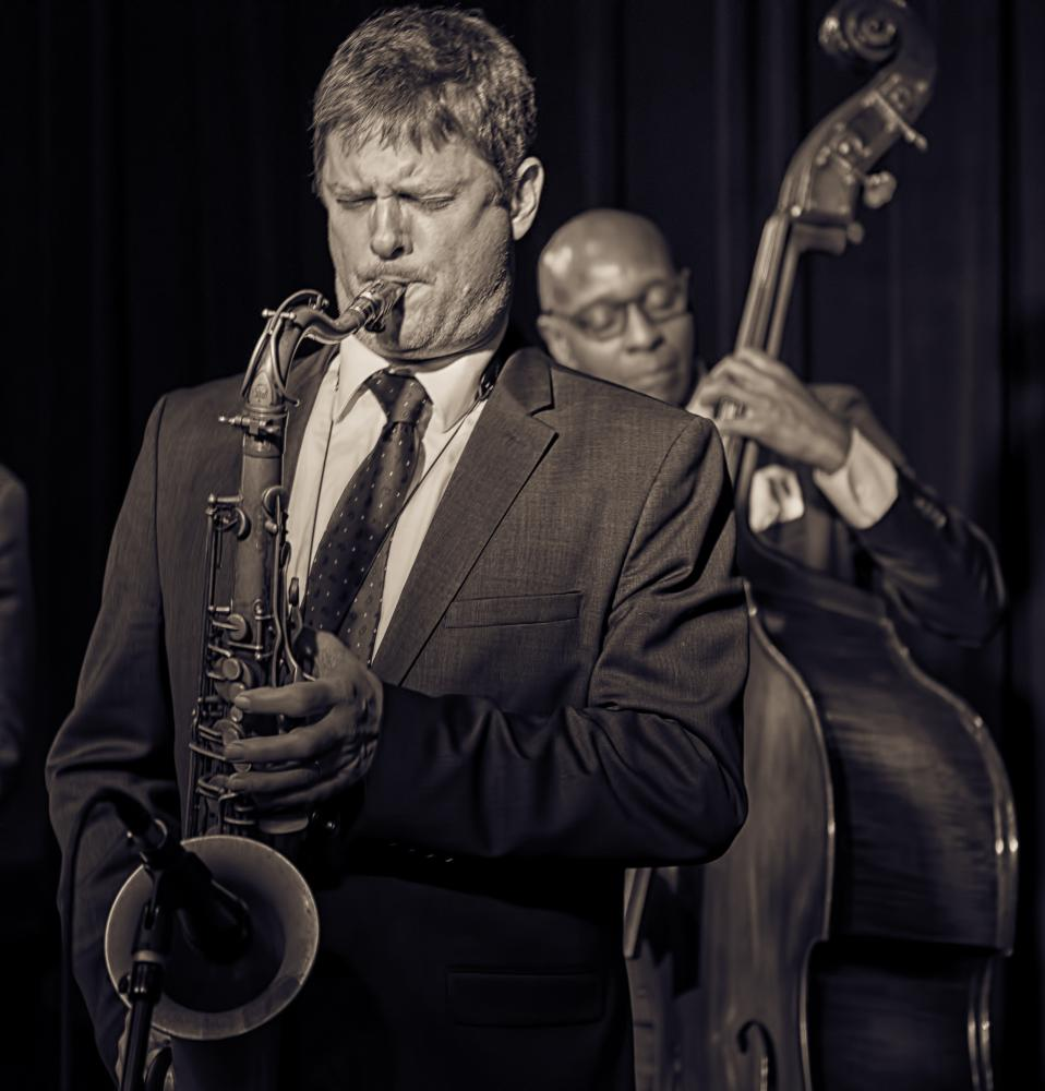 Eric Alexander With The Lewis Nash Big Apple Quintet At The Nash In Phoenix
