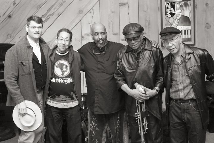Kidd Jordan Quartet Featuring David Leikam