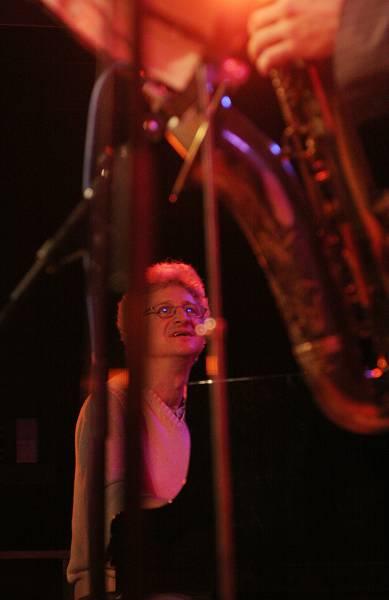 "David Kikoski and Christoph Schweizer's Trombone with ""Christoph Schweizer-David Kikoski-Seamus Blake-Gene Jackson-Danton Boller"