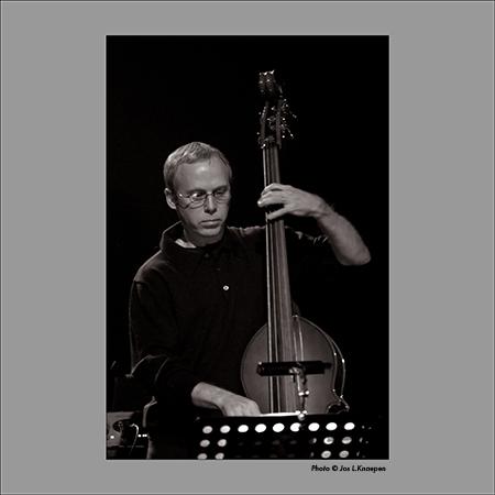 Marc Johnson, AB, Brussels, Belgium, January 2005