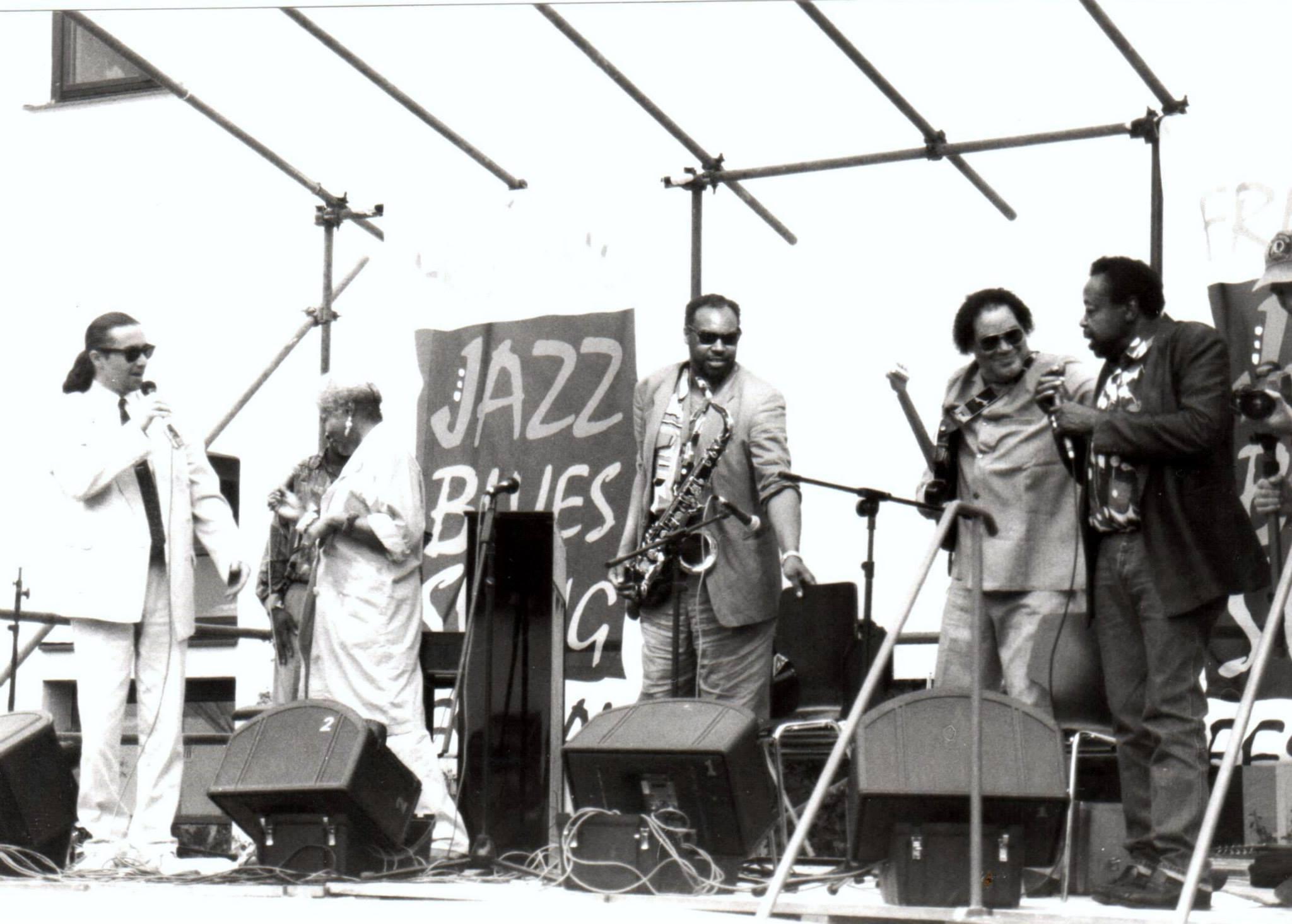The International Blues Projekt
