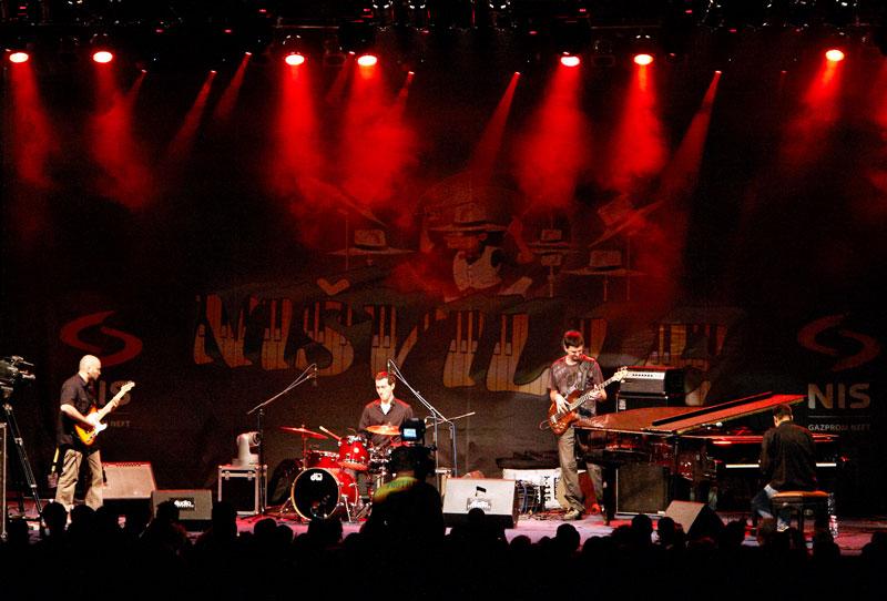 Eyot @ Nisville Jazz Festival 2012